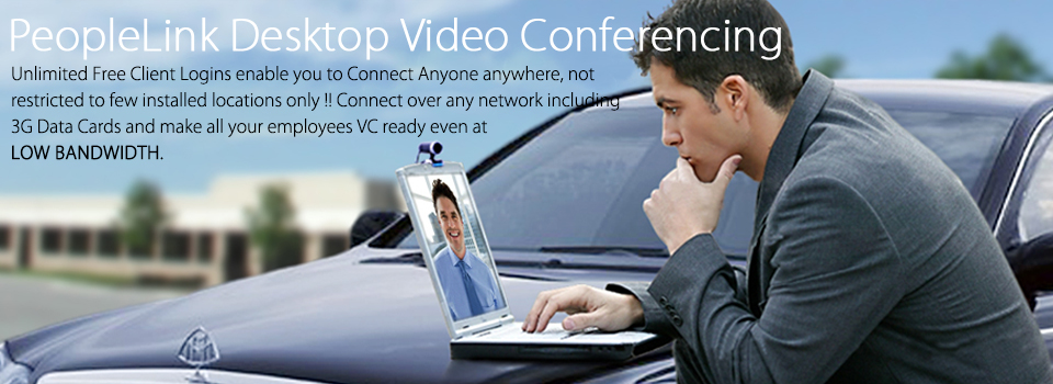 DESKTOP VIDEO CONFERENCING