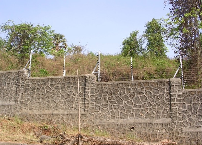 HIGH SECURITY MANAGEMENT POWER FENCING